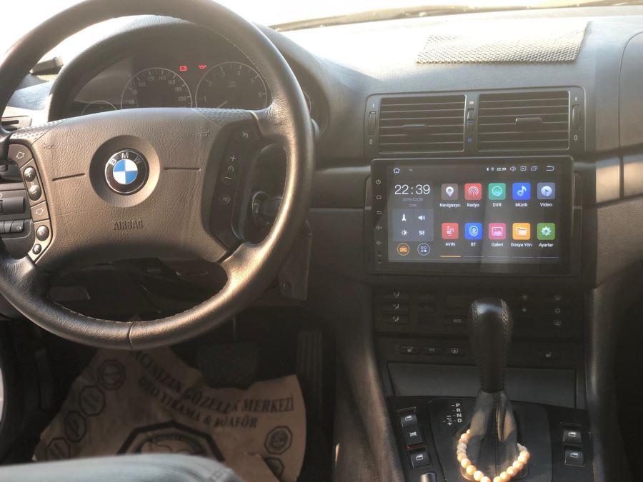 Navimex BMW E46 Full Touch montaj görüntüleri