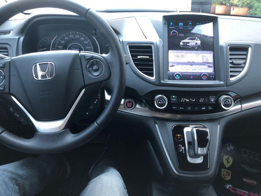 Navimex Honda CRV 2012-2017 montaj görüntüleri