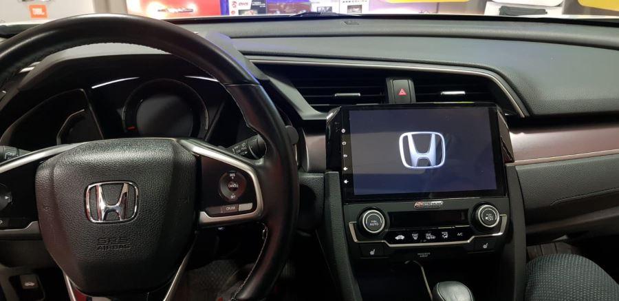 Navimex Honda Yeni Civic montaj görüntüleri