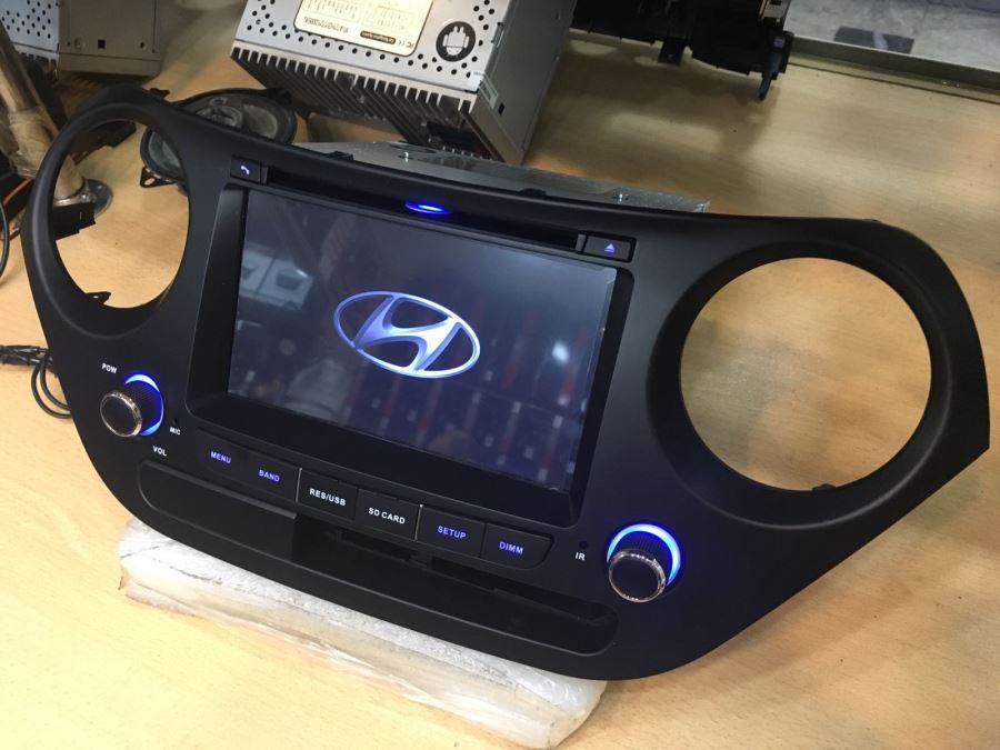 Navimex Hyundai İ10  montaj görüntüleri