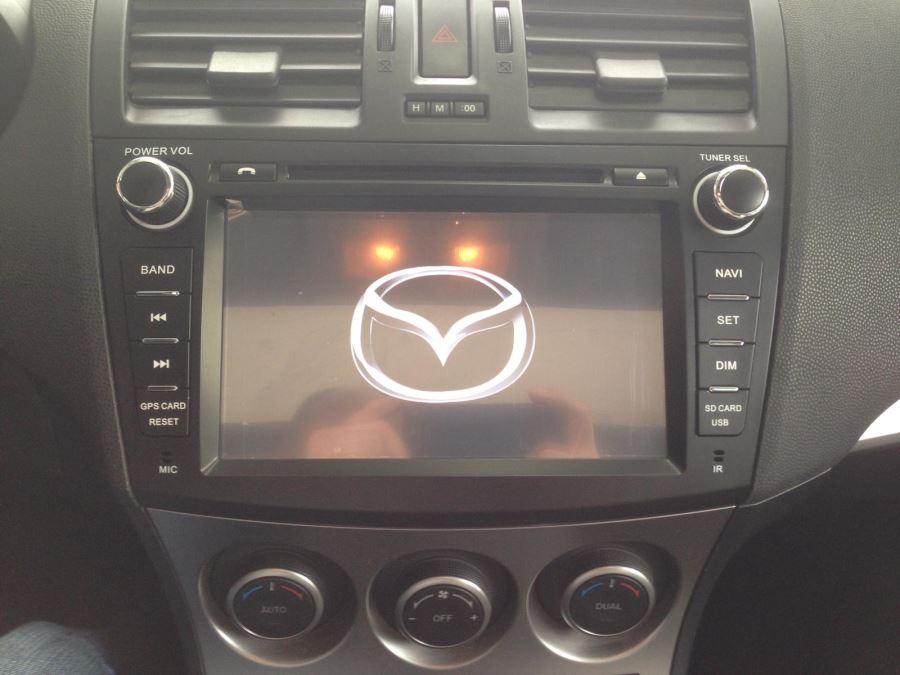 Navimex Mazda 3 montaj görüntüleri