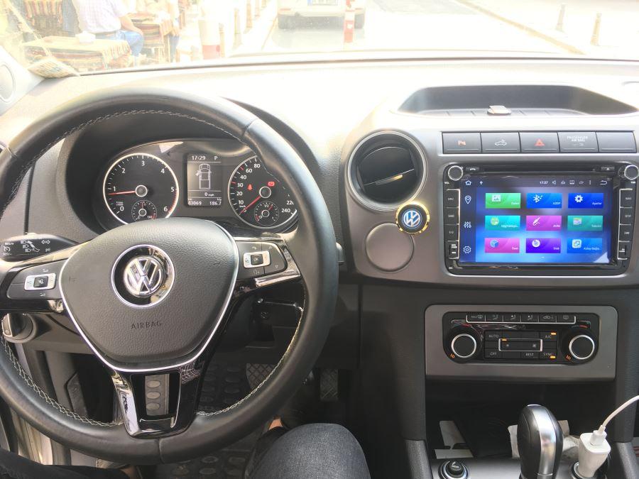 Navimex Volkswagen montaj görüntüleri