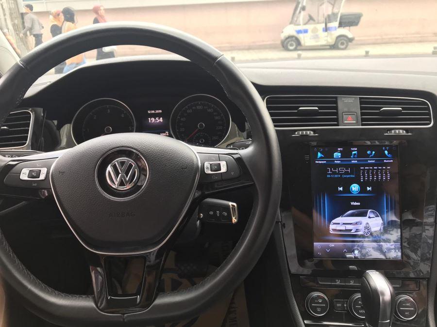 Navimex Volkswagen Golf 7 montaj görüntüleri