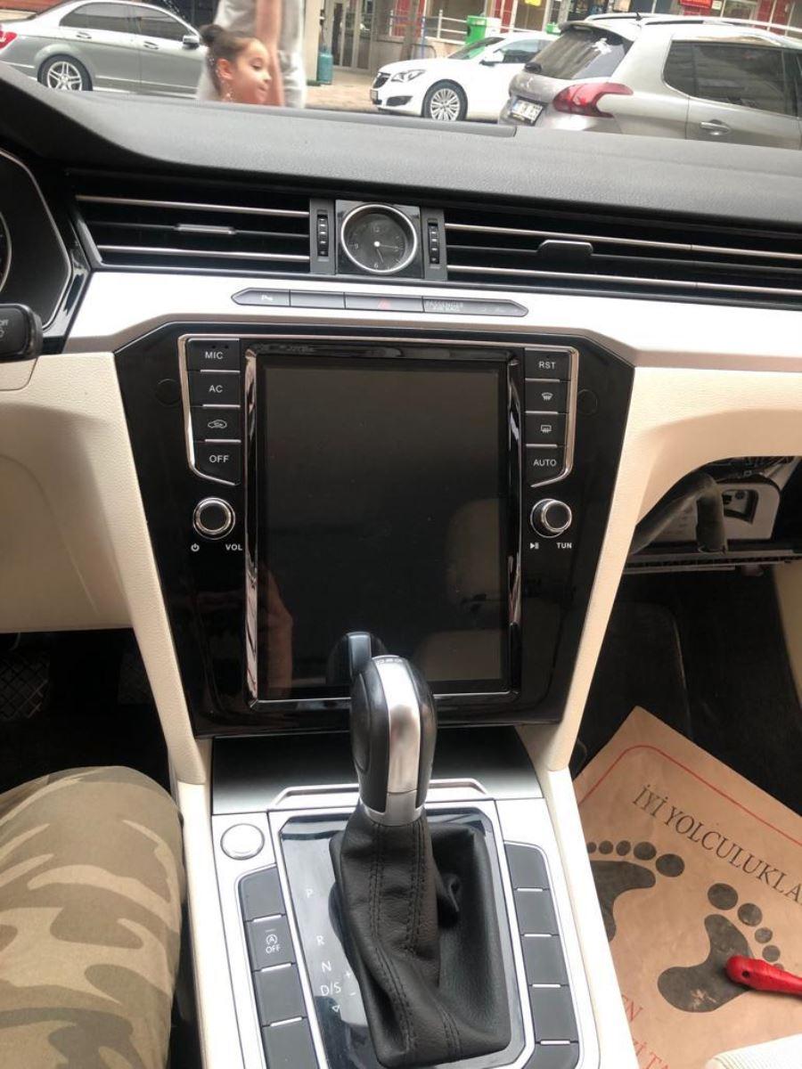 Navimex Volkswagen Yeni Passat montaj görüntüleri