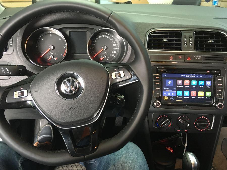 Navimex Volkswagen Yeni Polo 2014-2016 montaj görüntüleri