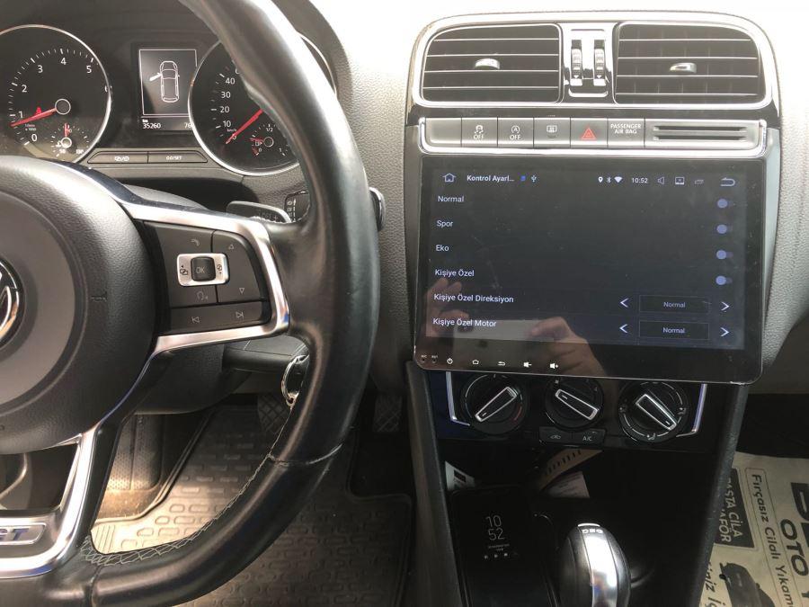 Navimex Volkswagen Yeni Polo Full Touch montaj görüntüleri