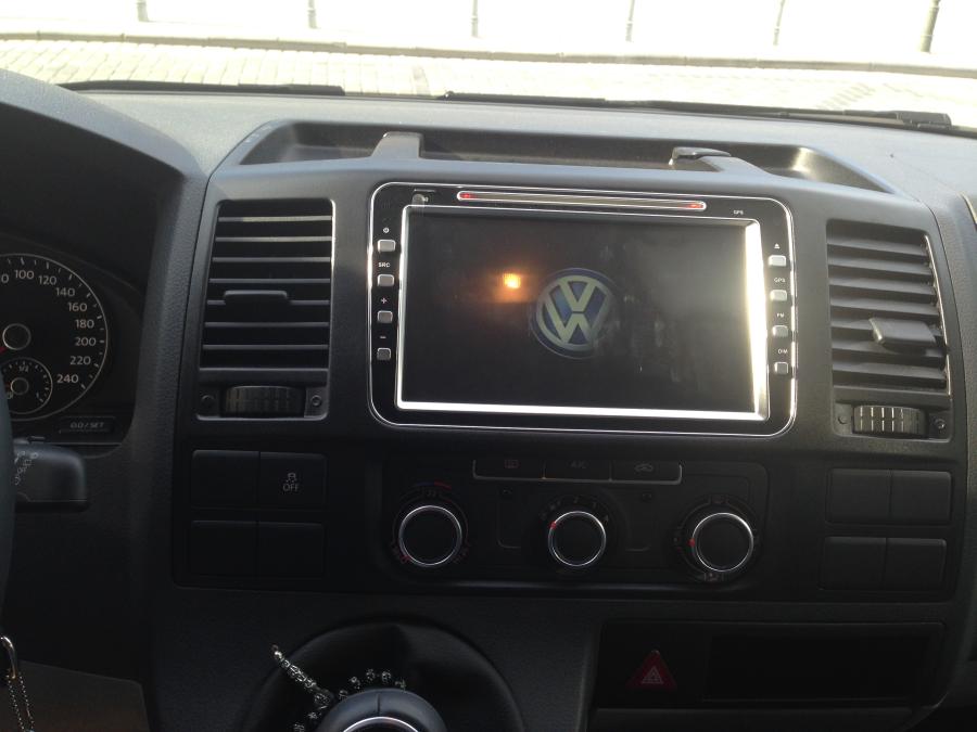 NAVIMEX VW montaj görüntüleri