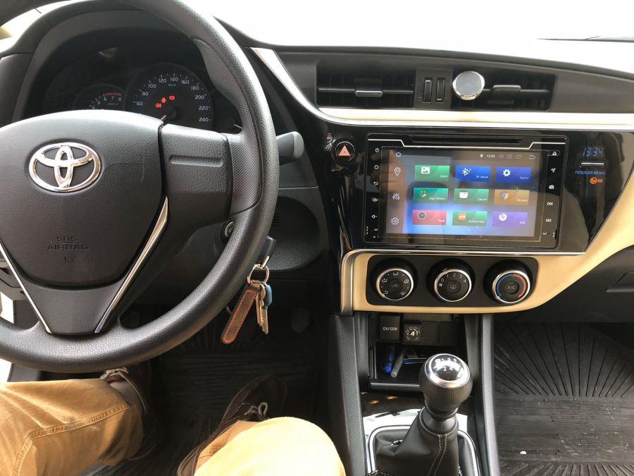 Toyota Auris Yeni 2016-2018 montaj görüntüleri