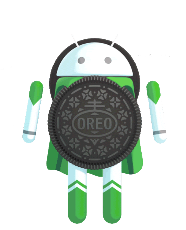 Android 8.0 Oreo Navigation Devices