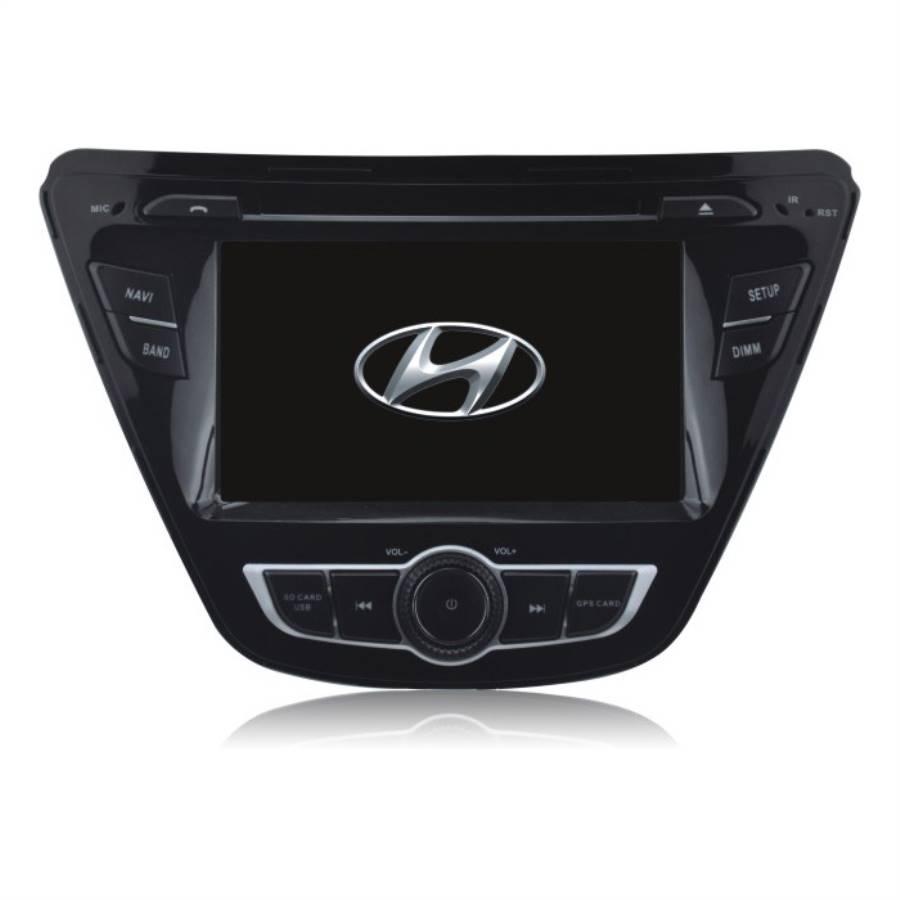 Navimex Hyundai Elentra