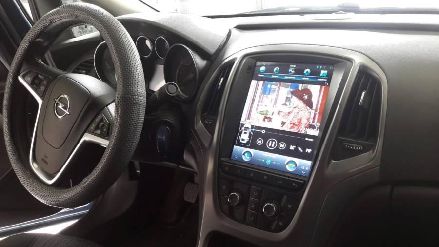 Navimex Opel AstraJ 2013-2016 Tesla Ekran