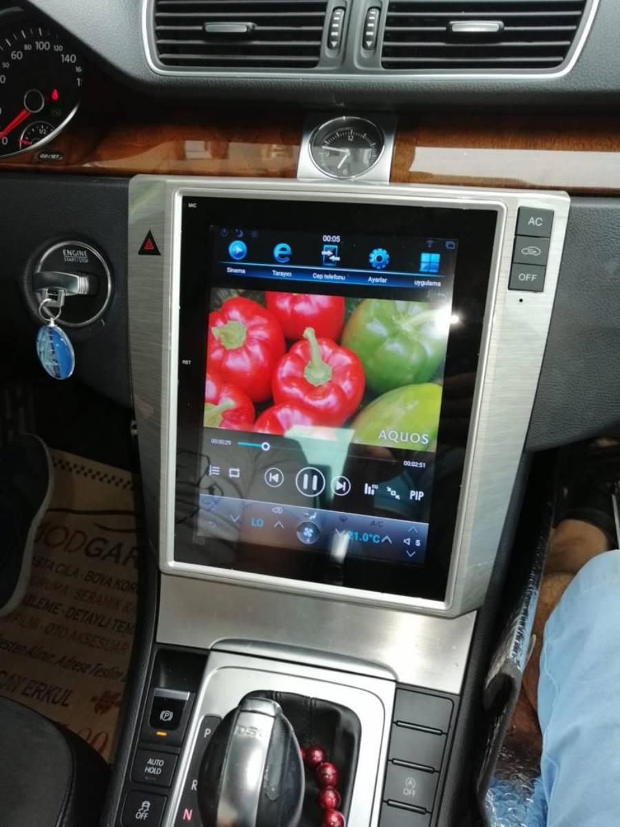 Navimex Volkswagen Yeni Passat Tocuh B7
